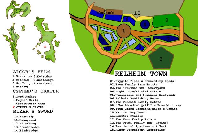 Sunrise Isles - Rehlehim Zoomin.